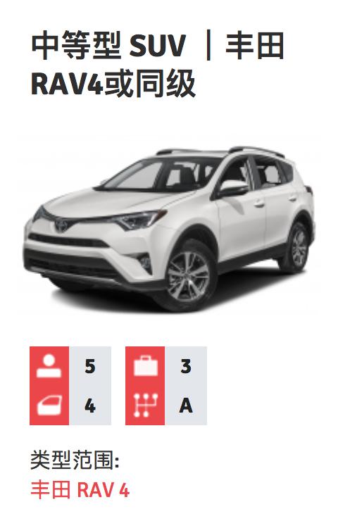 Mid SUV