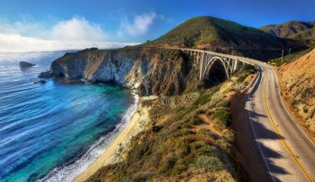 Compress 加州一号公路休闲之旅